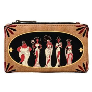 Loungefly Muses wallet